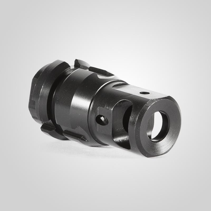 dead air silencers keymicro brake suppressor mount ghost wolfman silencers 9mm can  1.jpg