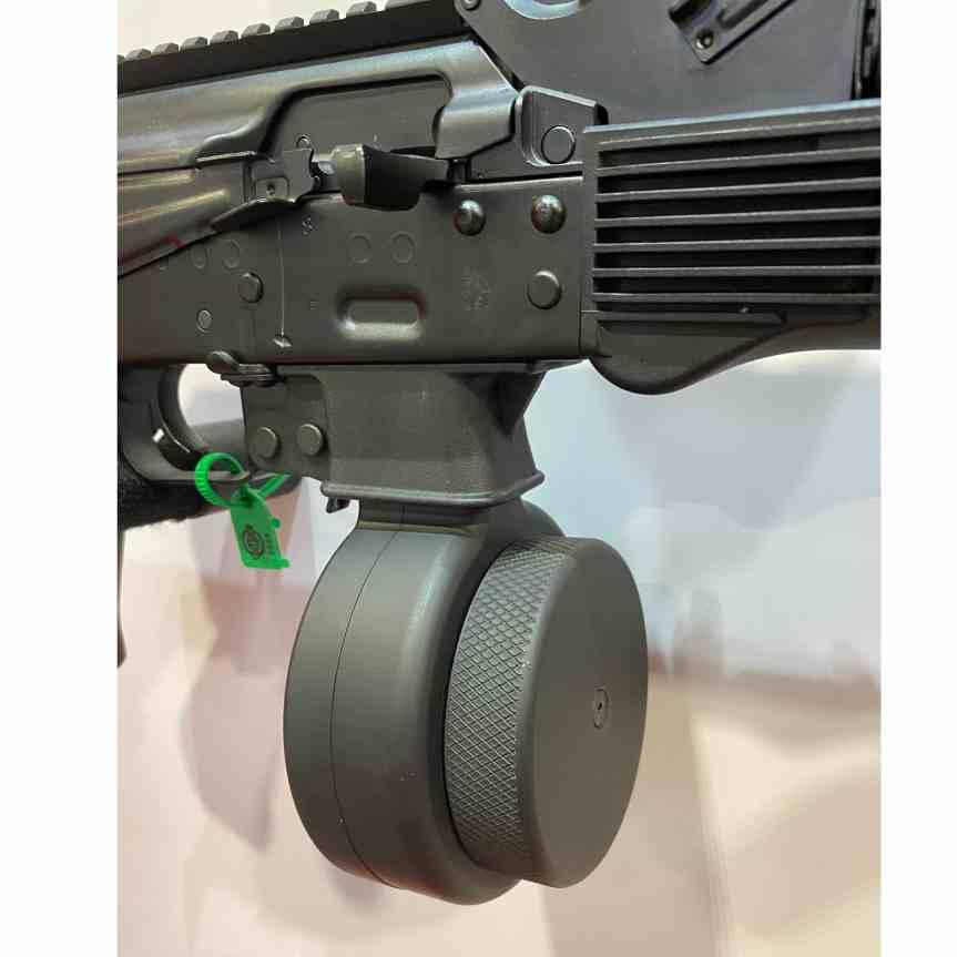 kalashnikov usa KR9MAG50-F5 9mm drum mag f5 manufacturing 1
