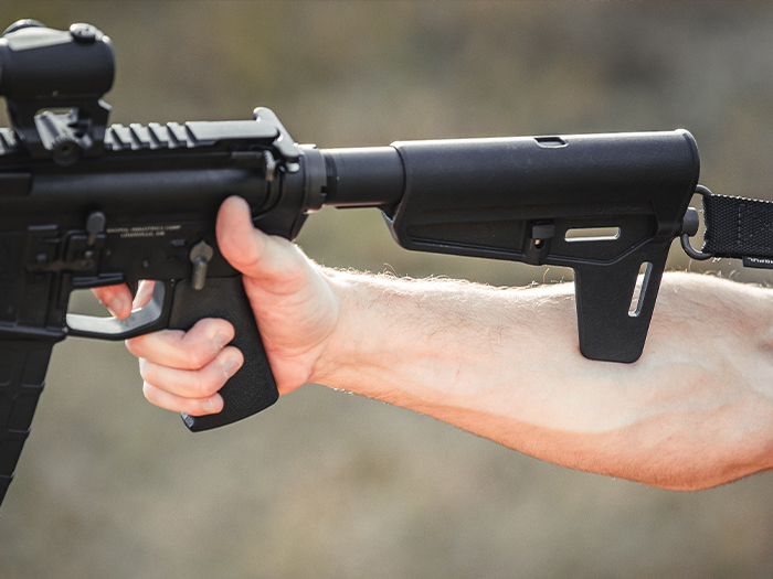 MAGPUL INDUSTRIES DEBUTS THE BTR AND BSL ARM BRACES