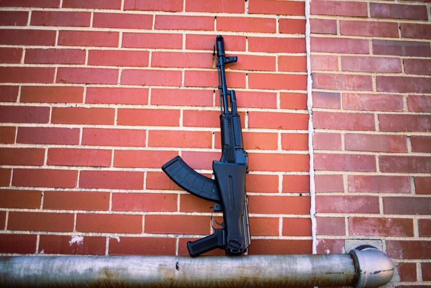 palmetto state armory ak-103 klone ak47 ak-47 7.62x39mm 3