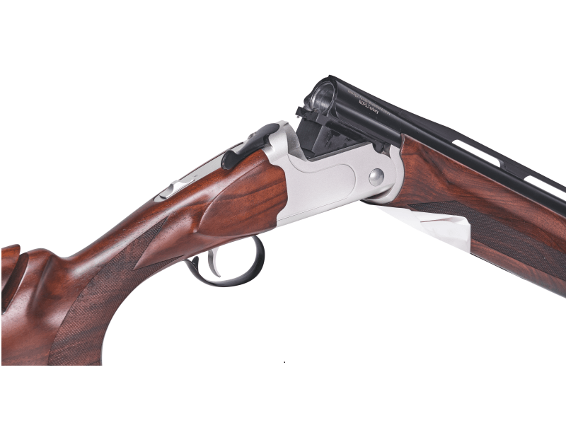 SAVAGE ARMS ANNOUNCES THE STEVENS 555 TRAP SHOTGUN