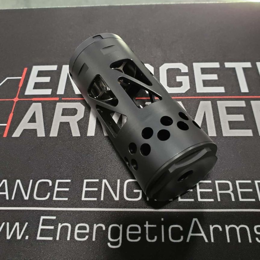 energetic arms sob muzzle device weapon loudner muzzle brake 1