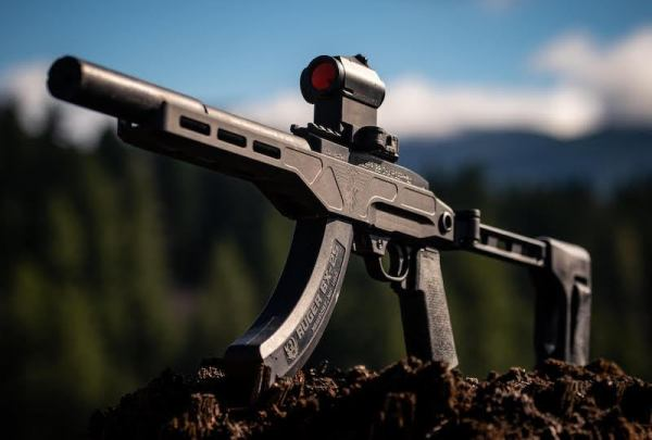 enoch industries deep six chassis system ruger 1022 chassis 2