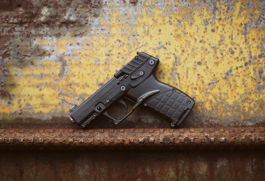 keltec p17 22lr pistol rimfire 22lr double stack magazine 1