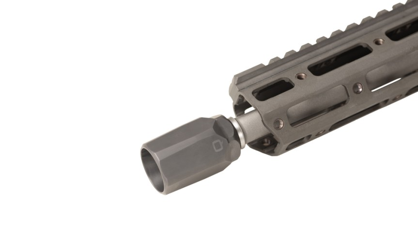 q llc whistle tip black midigation devices redirector sleeve 2