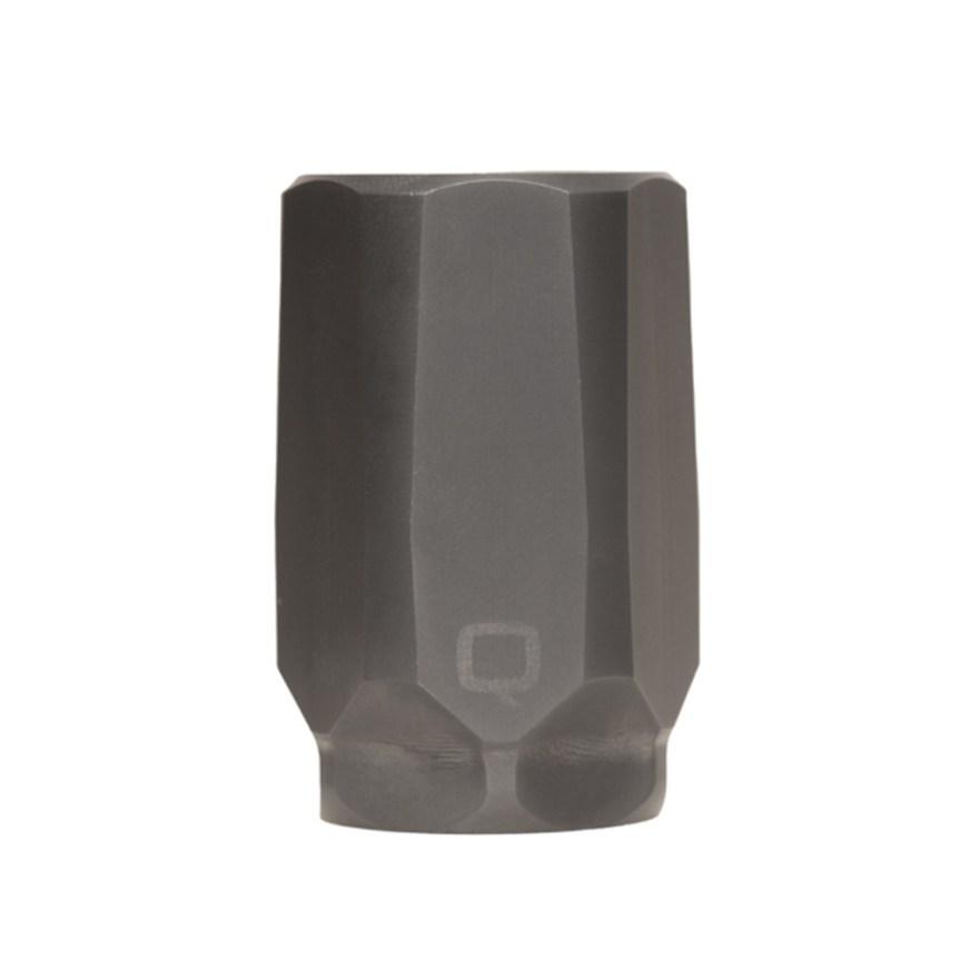 q llc whistle tip black midigation devices redirector sleeve 3