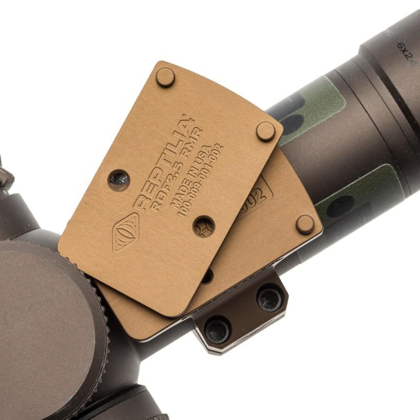 reptilia corp fde rof-riser 2.5mm trijicon rmr 5