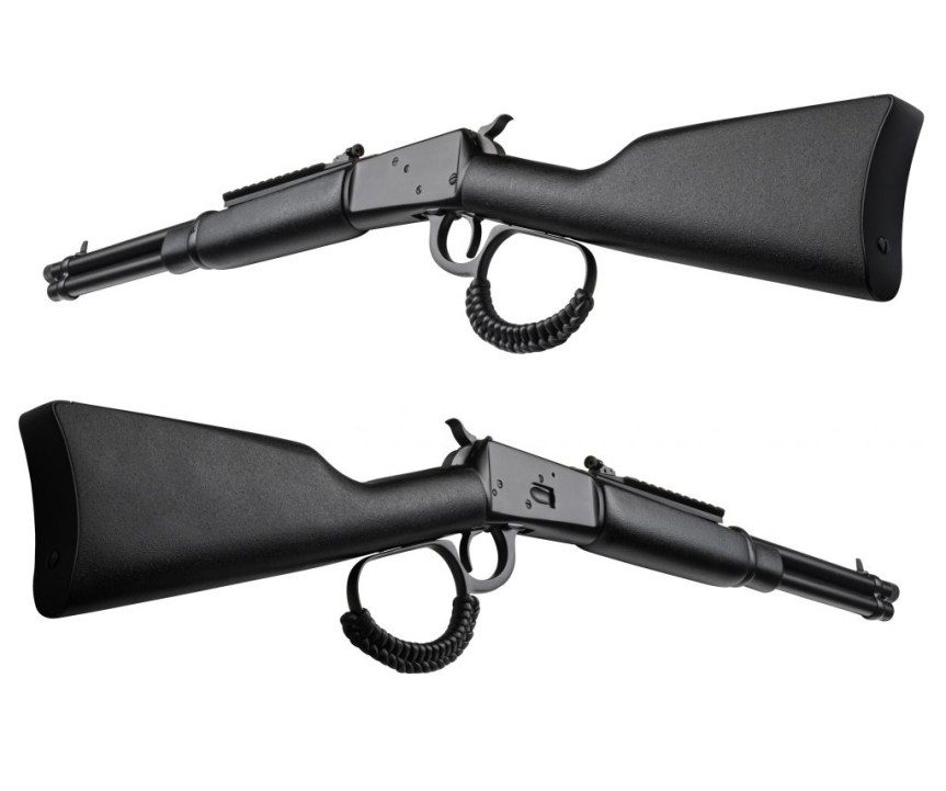 rossi r92 triple black 44 magnum lever action rifle 920441613-TB 7-54908-23230-7 3a