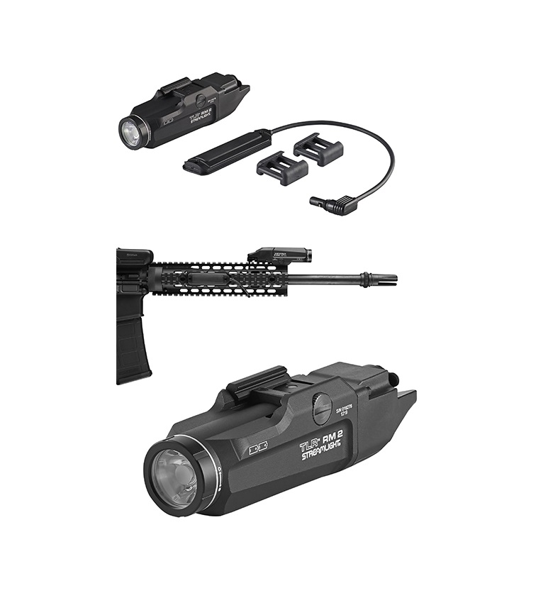 STREAMLIGHT DEBUTS THE TLR RM2 RAIL MOUNTED TACTICAL LIGHT SYSTEM