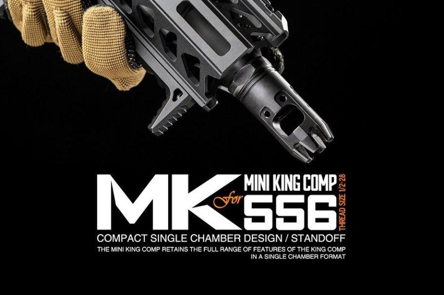 strike industries mini king comp SI-MK-556 1
