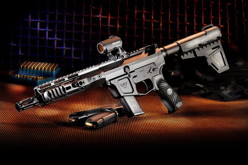 wilson combat ar9x ar-9 9mm pistol caliber carbine 2