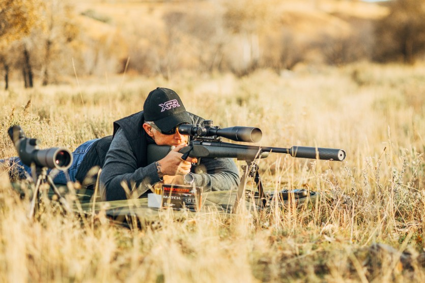 WINCHESTER REPEATING ARMS ANNOUNCES THE XPR RENEGADE LONG RANGE SR BOLT ACTION RIFLE