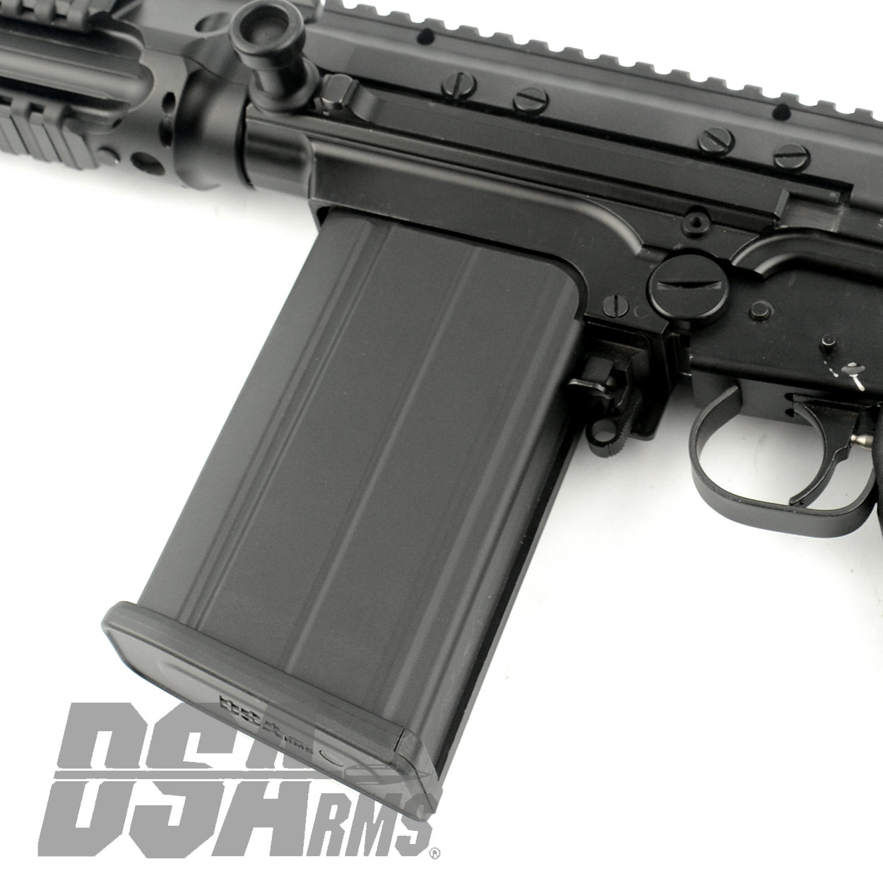 DS ARMS DEBUTS NEW FAL SA58 METRIC PATTERN POLYMER MAGS