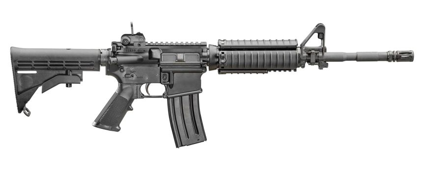 fn us army m4 mra1 carbine rifles military arms 1