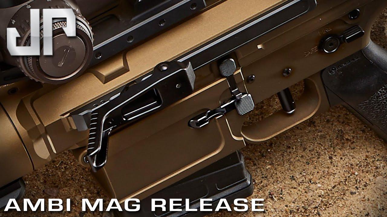 JP ENTERPRISES RELEASES NEW AR-15 AMBI MAGAZINE RELEASE