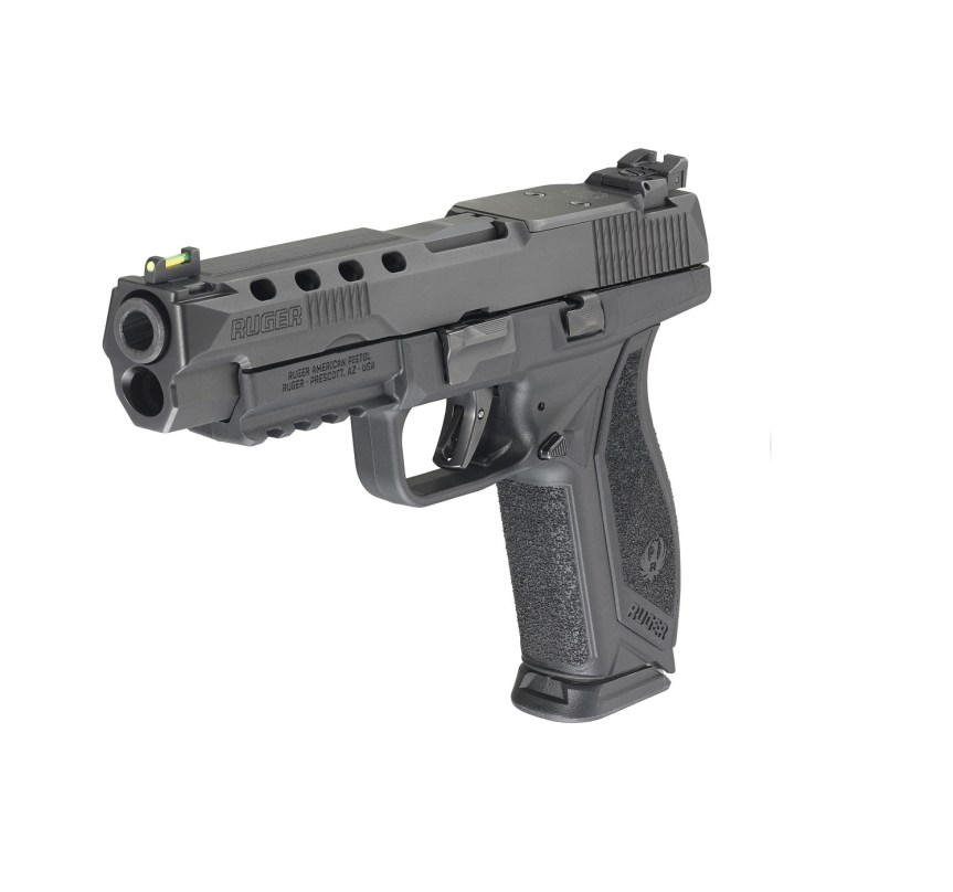 ruger american competition ready pro pistol 7-36676-08672-6 1