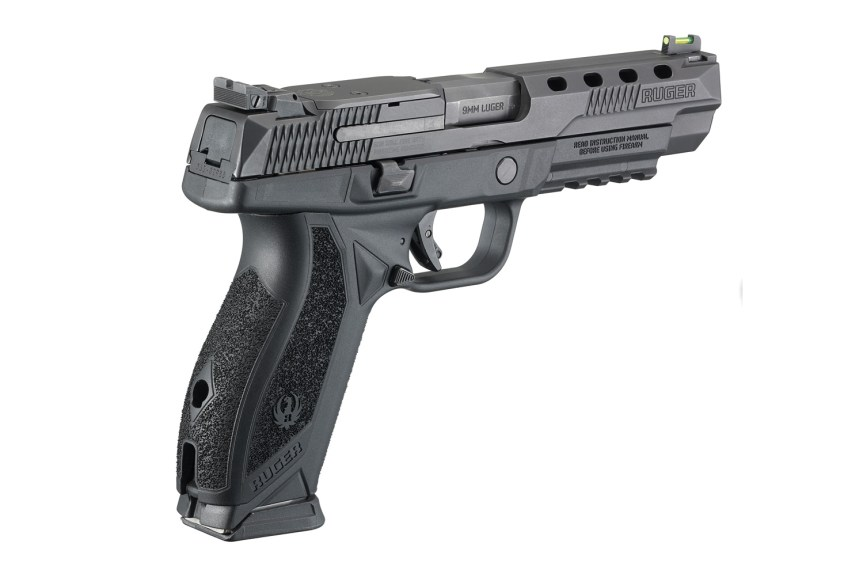 ruger american competition ready pro pistol 7-36676-08672-6 2