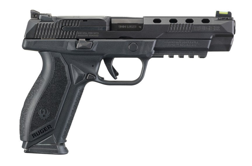 ruger american competition ready pro pistol 7-36676-08672-6 4