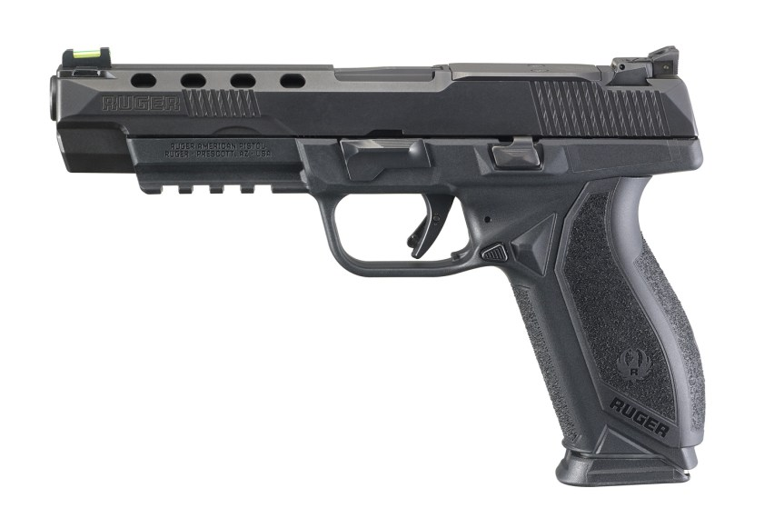 ruger american competition ready pro pistol 7-36676-08672-6 5