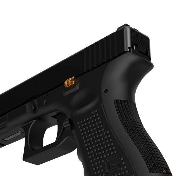 tyrant designs cnc glock extended slide release 3