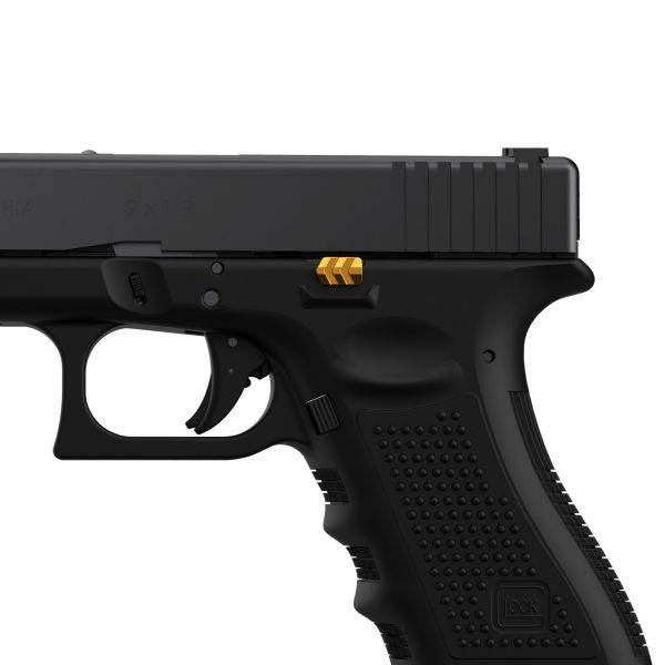 tyrant designs cnc glock extended slide release