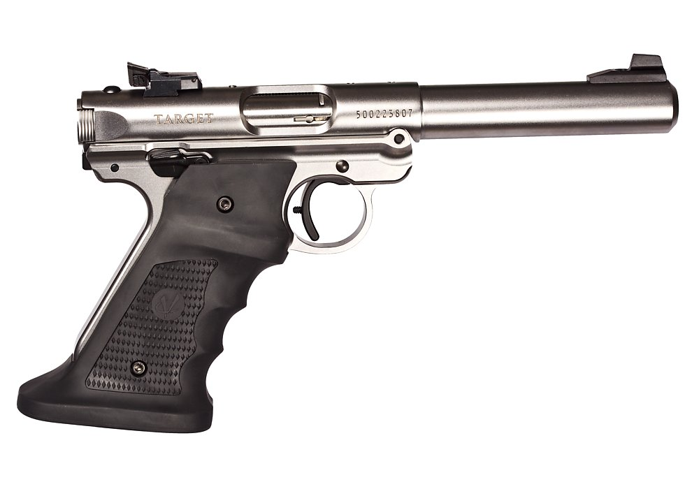 VOLQUARTSEN FIREARMS DEBUTS NEW VOLTHANE TARGET GRIPS FOR THE RUGER MK IV PISTOL