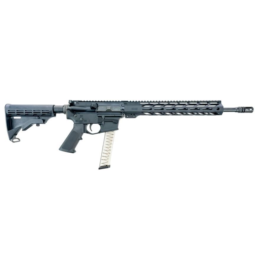 faxon firearms 9mm pcc pistol caliber carbine 9mm AR-9 pistol ar15 1