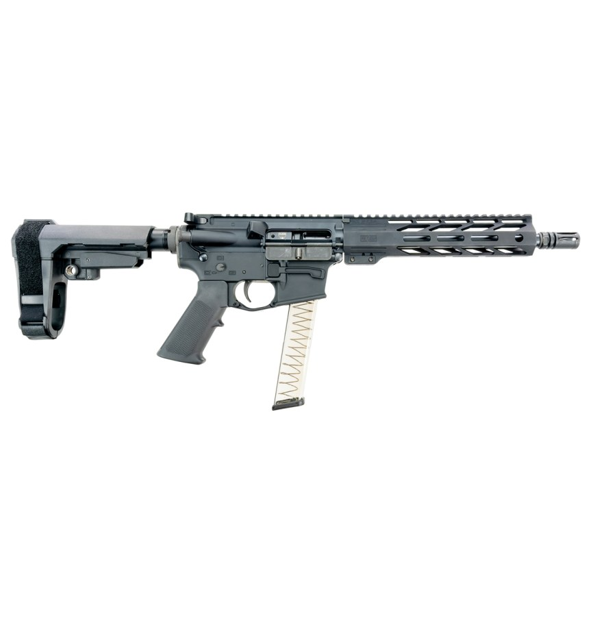 faxon firearms 9mm pcc pistol caliber carbine 9mm AR-9 pistol ar15 3