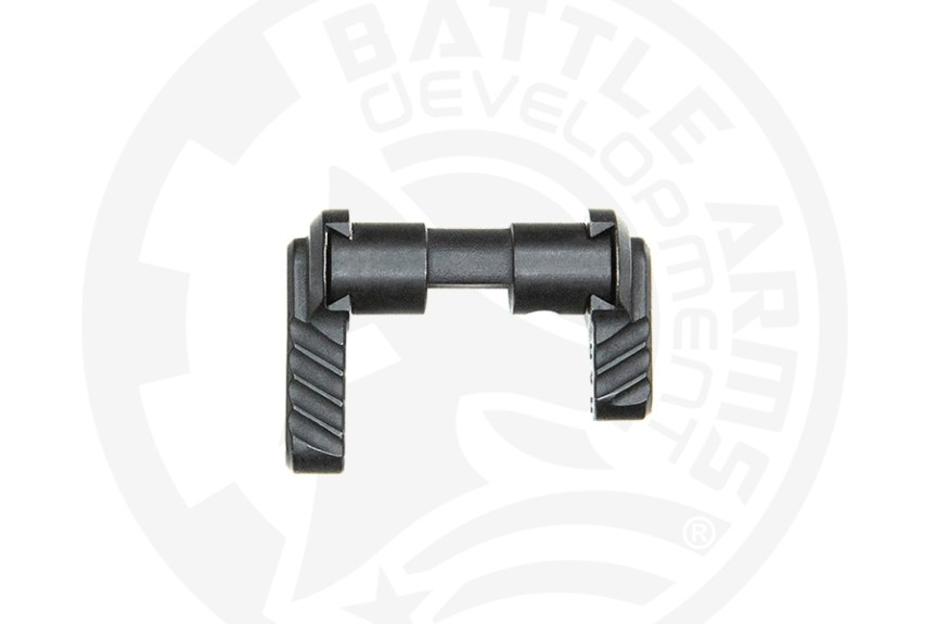 battle arms development Ar15 ambi selector ambidextrous safety selector fun switch AR-15 2