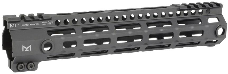 midwest industries gau-5a mlok handguard airforce ar-15 556 223 AR15 black rifle 2