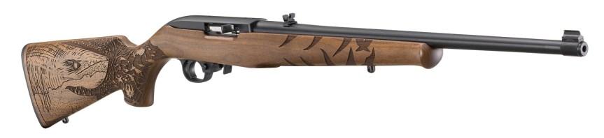 ruger 1022 talo distributor exclusive 22lr custom 1022 stock 2
