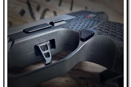 armory craft sig p365 extended magazine button 9mm 3