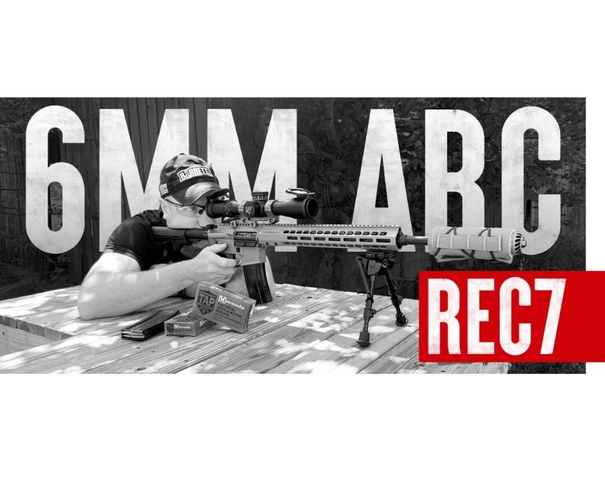 barrett rec 7 6mm ARC hornady 1