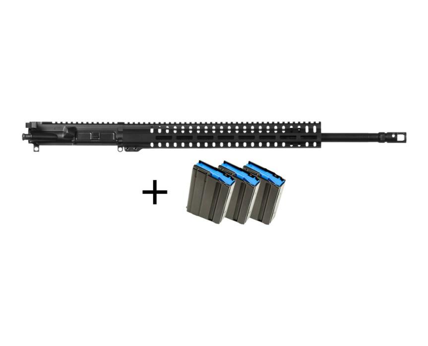 cmmg hornady 6mm arc resolute rifle 6mm arc bcg 4