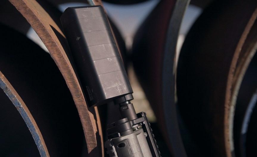 silencerCo salvo 12 gauge shotgun silencer shotgun suppressor 3