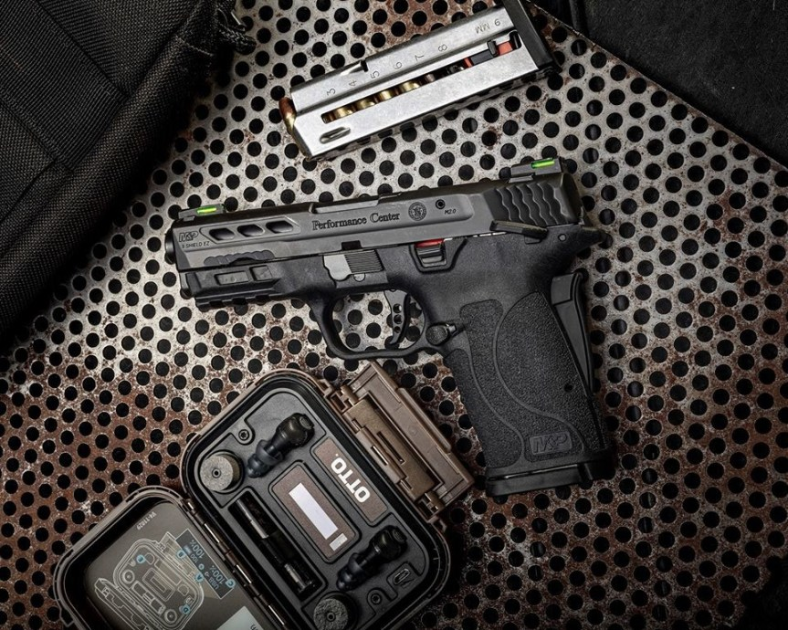 smith and wesson performance center mp 9 shield ez 9mm ccw 1