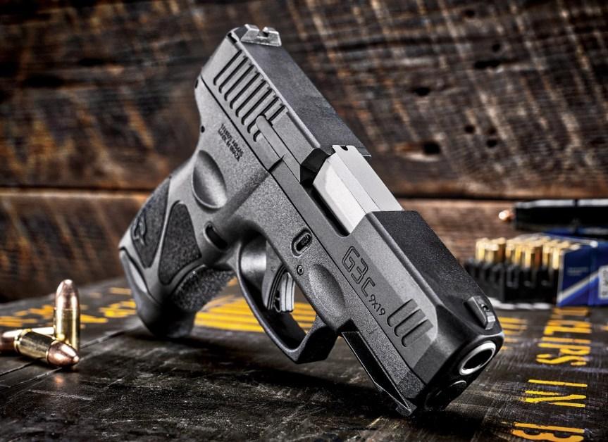 taurus g3c compact 9mm pistol slim compact pistol 1