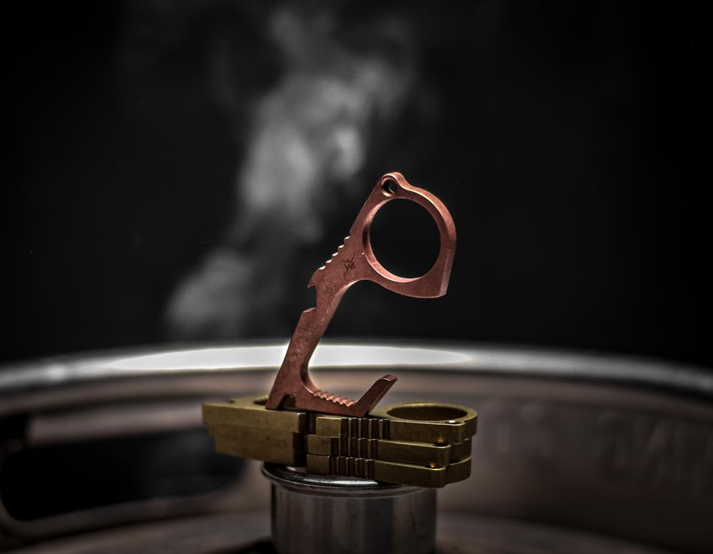TOOR KNIVES DEBUTS THE RONA-RING