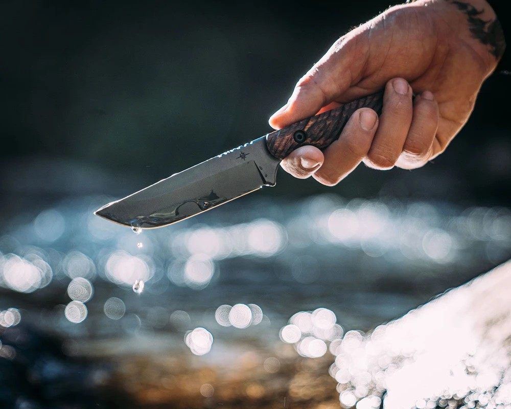 TOOR KNIVES EXPANDS ON OUTDOOR SERIES WITH THE FIELD 2.0 FIXED BLADE KNIFE