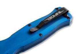 benchmade knife company 3300bk-2001 infidel otf knife auto knife switch blade