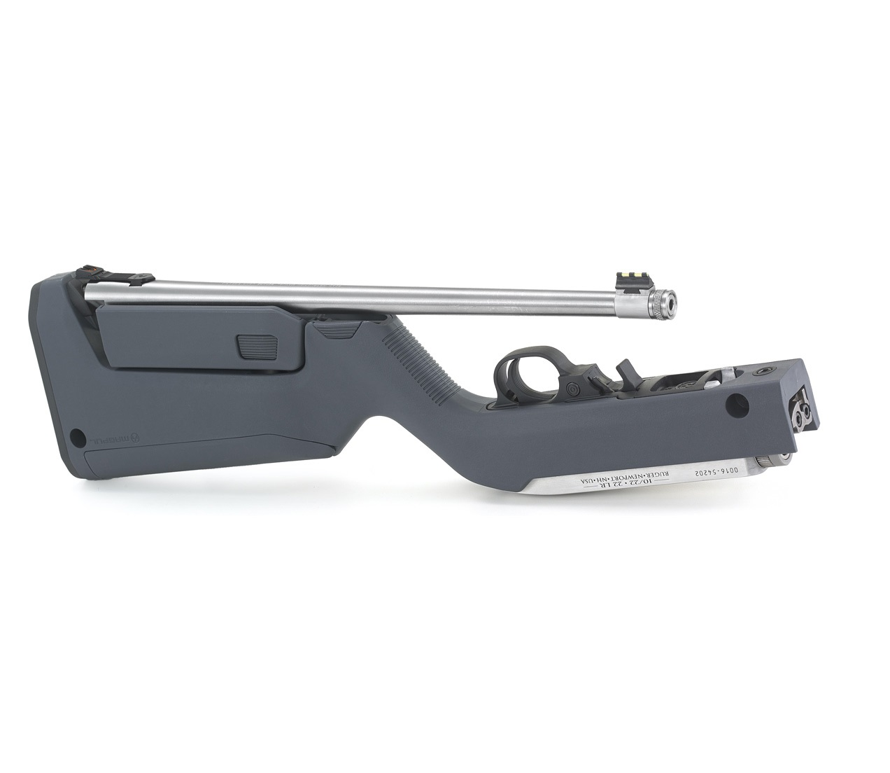 RUGER RELEASES NEW TAKEDOWN 10/22 WITH MAGPUL X-22 BACKPACKER