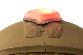 unity tactical spark marker light helmet light tactical helmet marker lights