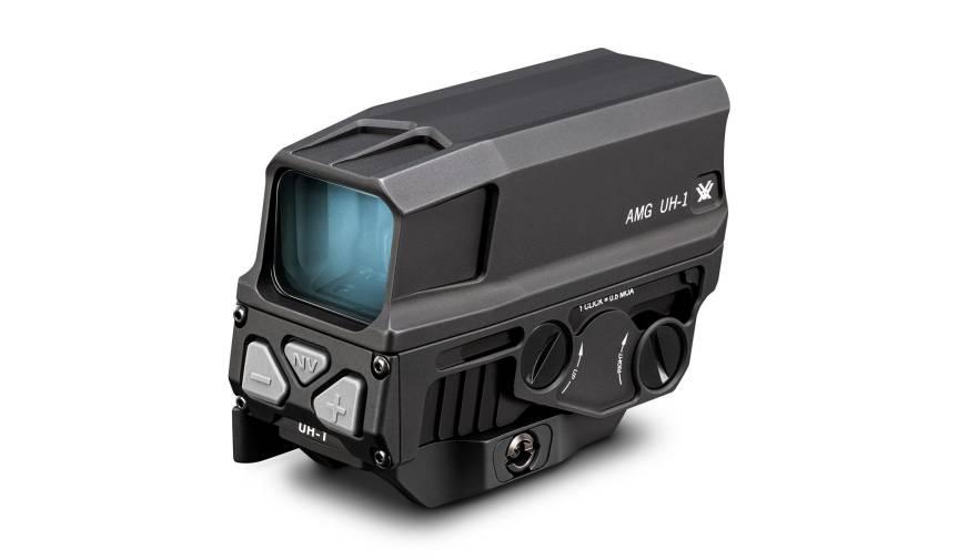 vortex optics amg uh-1 gen ii holographic weapon sight 2