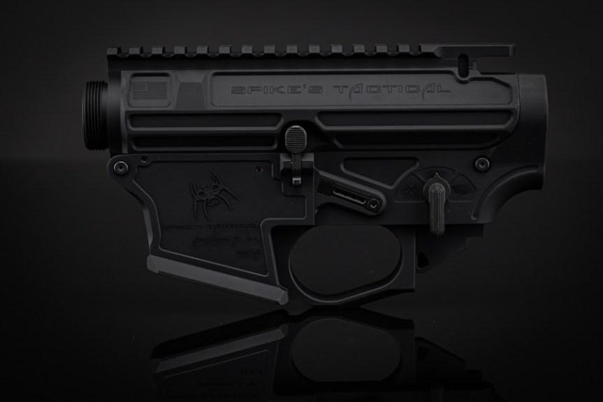 spikes tactical ar-9 9mm pistol caliber carbine ar-15 9mm 1