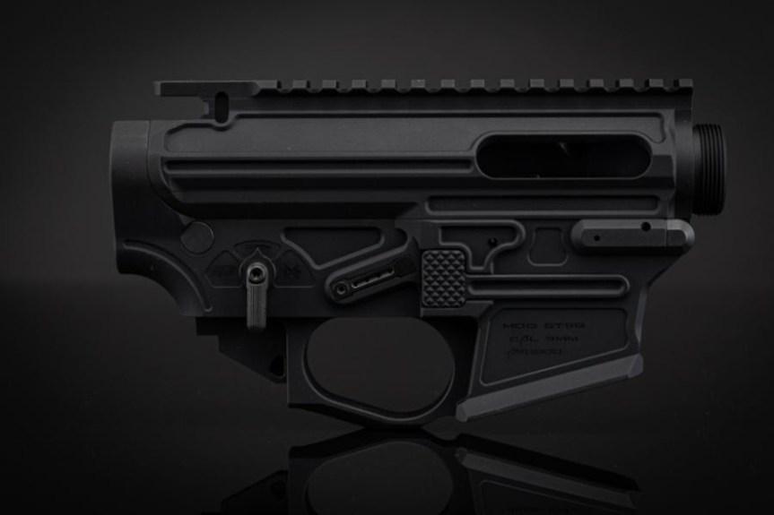 spikes tactical ar-9 9mm pistol caliber carbine ar-15 9mm 3
