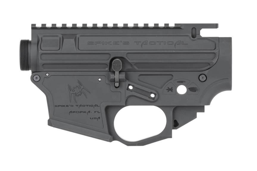 spikes tactical ar-9 9mm pistol caliber carbine ar-15 9mm 4