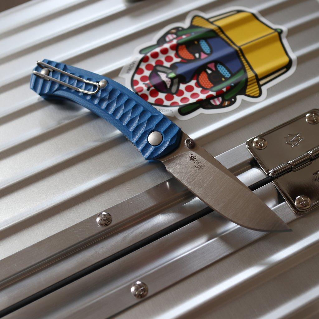 Giant mouse knives iona g10 liner lock folder knife knives pocket knife edc