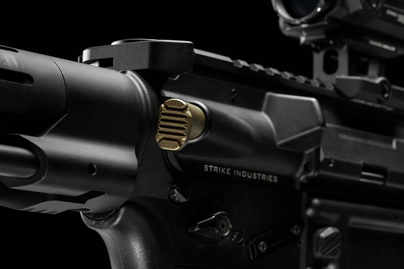 strike industries ar-15 ar15 ar forward assist billet aluminum SI-AR-E-FA