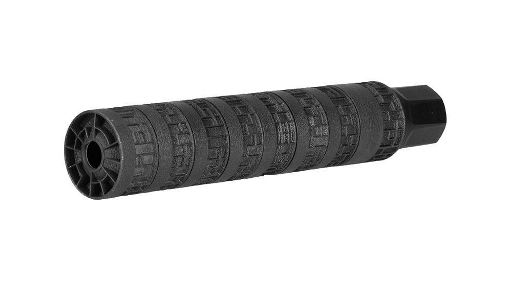sig sauer mod x-9 suppressor 3d printed titanium silencer suppressor 9mm
