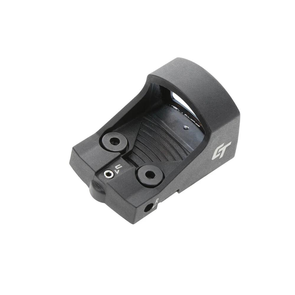 crimson trace cts-1550 open reflex sight red dot pistol dot micro optic